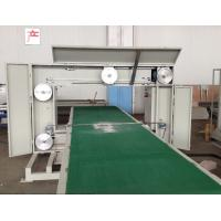 China Standard 2D PU CNC Foam Cutting Machine / Equipment Adjustable 6m / min on sale