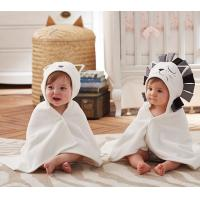 Cheap 100% Polyester Double Side Soft Embroidered Baby Blankets Flame Resistant wholesale