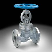China DIN PN40 OS & Y Flanged Globe Valve , Steam Cast Steel Globe Valve on sale