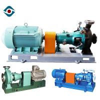 China Anti - Corrosion Chemical Centrifugal Pump / Oil Transfer Pump API610 Standard on sale