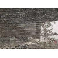 Cheap Versace Grey Gray Gloss Marble Floor Tiles Environmentally Friendly wholesale