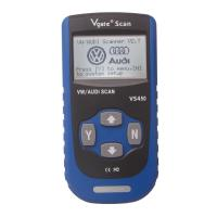 Quality VS450 VAG CAN OBDII SCAN TOOL for sale
