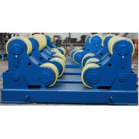 Quality Self Aligning Pipe Welding Rollers with 4kw Motor And 60000kg Capacity for sale