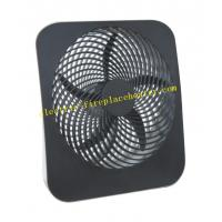 Cheap Indoor / Outdoor Custom Small Freestanding Square Electric Fan 305x80x330mm wholesale
