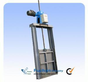 Cheap Sluice Gate-Gate With Hoisting Device wholesale