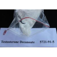 Cheap Injectable Testosterone Steroids / Testosterone Decanoate Raw Steroid Powders 5721-91-5 To Gain Weight wholesale