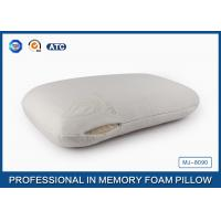 Rectangle Healty Care Traditional Memory Foam Pillow Back Sleeper , Bamboo Pillows