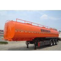 Cheap CIMC good quality  fuel tank trailer in  good dismension for sale wholesale