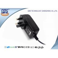 Cheap CE Class 6 UK Standard switching power adapter 12v 2a for Indoor Water Purifier wholesale