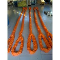 Cheap round sling ,WLL 100t ,  According to EN1492-2 Standard, Safety factor 7:1 ,  CE,GS certificate wholesale