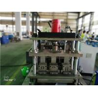 Cheap 3 Rows Guide Rail Solar Roll Forming Machine for solar stands continues punching wholesale