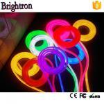 Cheap 12V 24V 110V 120V 230V color changing led neon tubes LED Ultra Thin Neon Flex Rope Light wholesale