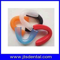 Cheap good quality  different color boiling mouth guard,boxing mouth guard,sport mouth guard