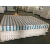 Cheap 3D non-woven cover high carbon steel wire mattress independent spring unit. wholesale