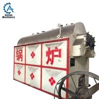 Cheap Factory Direct Supply Industry Gas Coal Oil Diesel Fired Paper Making Machine Steam Boiler wholesale