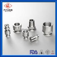 Cheap SS 304  316L NPT Clamp Adapter Anti Rust Fast Assembly Long Life Span wholesale