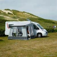 China Classic Car lightweight awnings for caravans / weather proof camper awnings on sale