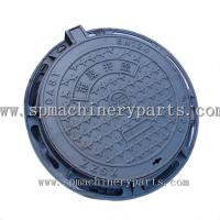 Cheap Factory Direct Selling EN124 Ductile Iron Sand Casting Manhole Cover Make In China wholesale