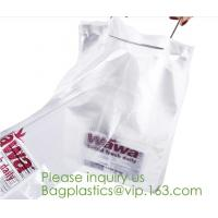 Cheap OPP Stand Up Pouch Flower Potted Plant Sleeves Microperforated CPP Bread Bags Bakery wholesale
