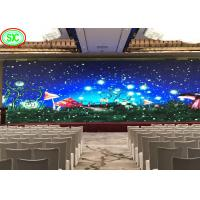 Buy cheap Advertising Screen Indoor Full Color LED Display HD P3/P4/P5 High Refresh Rate from wholesalers