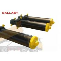 Cheap Hollow Plunger Single Acting Telescopic Cylinder Dump Truck Front Hydraulic Type wholesale