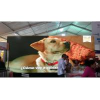Cheap Commercial Indoor Led Screens 16 x 32 For Displaying Advertising wholesale