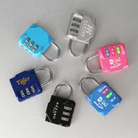 Cheap Traveling Luggage Flexible Wire Padlock Suitcase Cable Padlock Heart wholesale