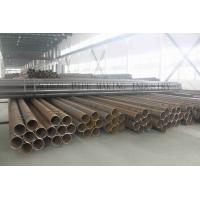 Cheap RHS EN 10296-1 Cold Drawn ERW Steel Tube Round / Square Shape For Engineering wholesale