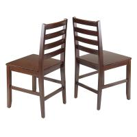 Cheap Hardwood Frame Natural Wood Dining Chairs , High Back Wooden Dining Chairs Black wholesale