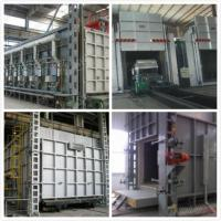 Cheap Heat Treatment Bogie Hearth Furnace With Intelligent Control System wholesale