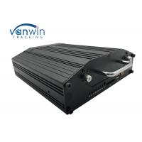 Cheap 4G GPS WIFI 720P VGA Mobile Cctv Dvr 4 Cameras Monitoring With 2 Tera Hard Disk wholesale