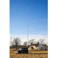 Cheap Ground-based Telescoping Elevated Mast Aerial Photography &Video system wholesale
