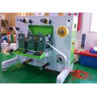Automatic Rotary Die Cutting Machine For Protective Film And Adhesive Tape