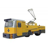 Cheap 55 ton electric locomotive for big mines or tunneling construciton haulage wholesale