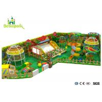 Cheap Amazing Child'S Play Indoor Playground  Anti - Skid For Amusement Park wholesale
