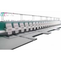 Cheap 24 Heads High Speed Computerized Flat Embroidery Machine wholesale