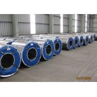 Buy cheap 750 mm Spangle Zinc Coating Hot Dipped Galvanized Steel Coils from wholesalers