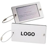 Cheap Metal Luggage Tag wholesale