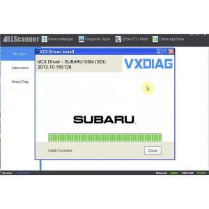 Cheap WIFI VXDIAG MULTI Diagnostic Tool for Toyota Honda Land Rover/Jaguar JLR & Volvo 4 IN 1 Scanner wholesale