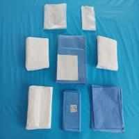 Buy cheap Disposable Blue High-End sterile nonwoven Femoral Angiography Kits from wholesalers