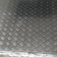 Buy cheap 1500mm Refrigerator R404A Embossed Aluminum Sheet from wholesalers