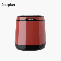 Buy cheap 25kg bullet shape ice maker for household use in green color from wholesalers