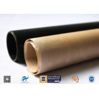 Cheap High Temperature Resistant And Anti-Sticking PTFE Coated Fiberglass Fabric wholesale