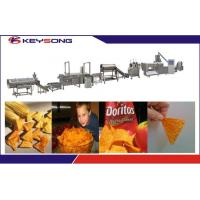 Buy cheap Doritos production machine corn chips making plant food snacks machine from wholesalers