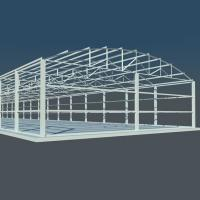 Cheap Customized Light Heavy Steel Structure Design For Structural Steel Fabricators wholesale