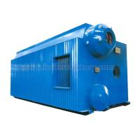 China SZS Double Drums Water Tube Boiler on sale