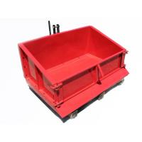 Cheap Tractor 3point tipping transport box wholesale