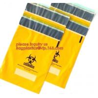 Cheap Self Seal Airport Security Money Bag Biodegradable Tamper Evident Proof wholesale