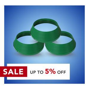 """Cheap 20mm 1"""" J Shape Channel Letter Plastic Trim Cap  For Traditional Light Box wholesale"""