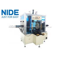 Cheap NIDE stator coil forming machine Suitable for Germany with touch screen for sale